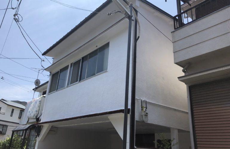 神戸市長田区 約20坪 外壁リフォーム